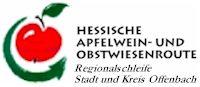Apfelweinroute Regionalchleife Stadt und Kreis Offenbach Logo