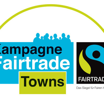 Logo Fairtrade.