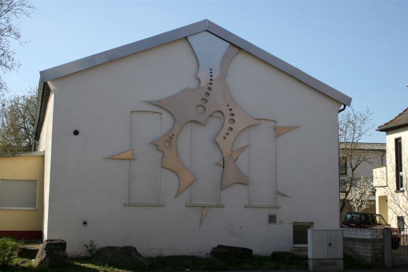 Kreis offenbach kunst vor ort for Offenbach kunst